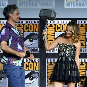 """Natalie Portman wypowiedziała się na temat """"Thora: Love and Thunder"""": czas iść na siłownię"""