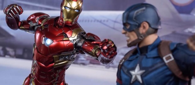 """Robert Downey Jr. zapowiada, że nawet """"Wojna bez granic"""" nie zażegna konfliktu Iron Mana i Kapitana Ameryki"""