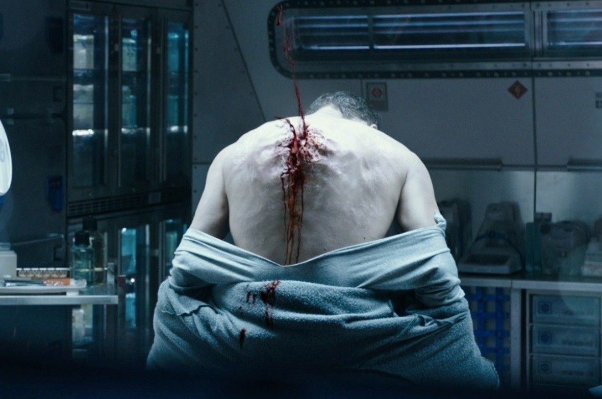 """Neomorf w pełnej krasie na zdjęciu z """"Obcego: Przymierze"""""""