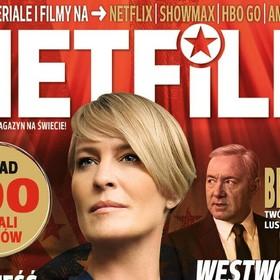Netfilm - na polskim rynku ukaże się dwumiesięcznik o serialach i serwisach VOD?