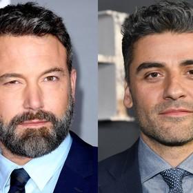 Ben Affleck i Oscar Isaac