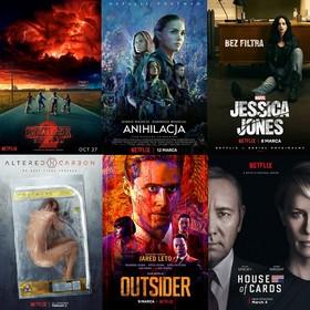 Netflix produkcje oryginalne
