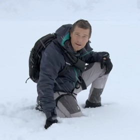 Bear Grylls w programie You vs. Wild