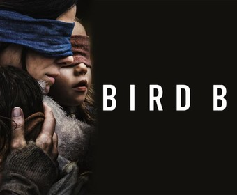 Bird Box/ Nie otwieraj oczu