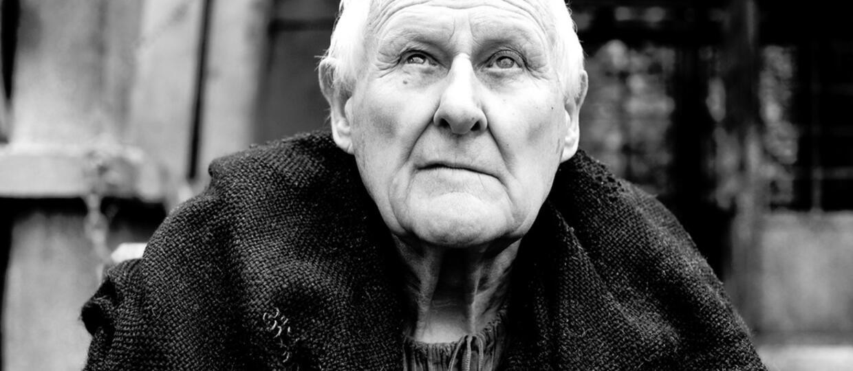 """Nie żyje aktor z """"Gry o tron"""". Miał 93 lata"""