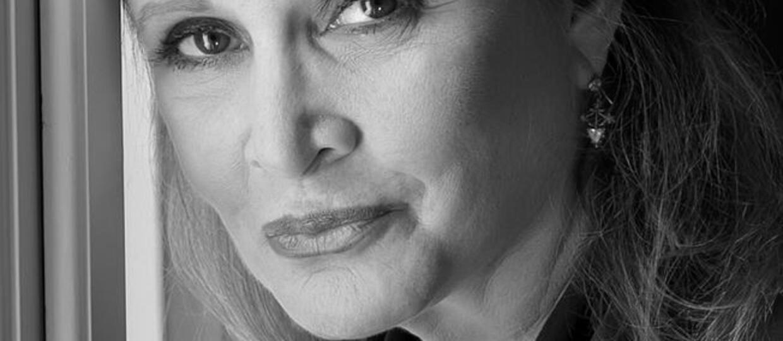 Nie żyje Carrie Fisher. Miała 60 lat