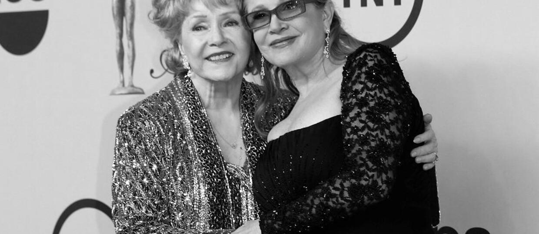 Nie żyje Debbie Reynolds, matka Carrie Fisher. Miała 84 lata