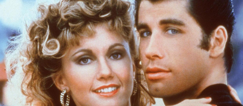 Olivia Newton-John i John Travolta (Grease))