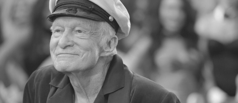 Nie żyje Hugh Hefner. Miał 91 lat