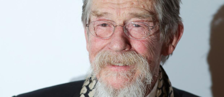 Nie żyje John Hurt. Miał 77 lat
