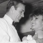 Nadja Regin i Sean Connery