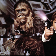 Chewbacca w Star Wars