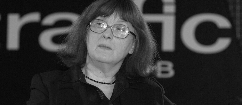 Nie żyje słynna polska twórczyni komiksów. Szarlota Pawel zmarła w wieku 71 lat