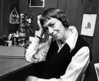 """Nie żyje Ursula K. Le Guin, pisarka science fiction i fantasy, autorka m.in. cyklu """"Ziemiomorze"""". Miała 88 lat"""