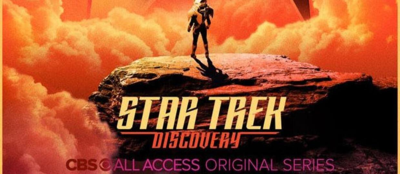 """Nowe plakaty do """"Star Trek: Discovery"""""""