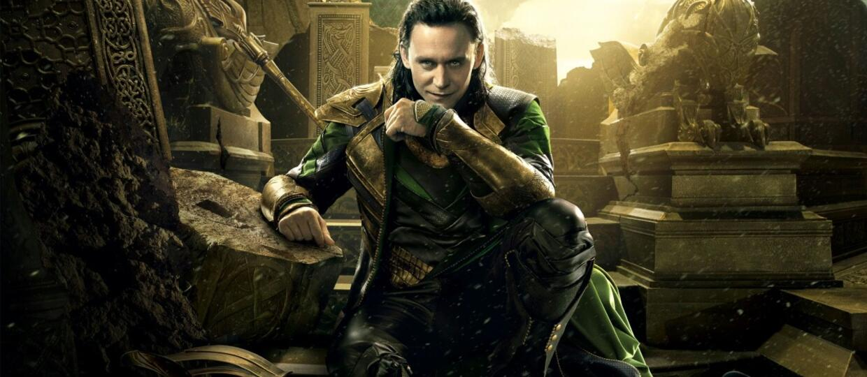 Tom Hiddleston jako Loki
