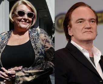 Ofiara Polańskiego nie ma żalu do Quentina Tarantino