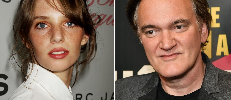 Maya Hawke Quentin Tarantino