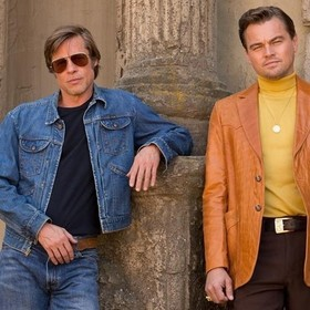 Pitt i DiCaprio Once Upon A Time in Hollywood