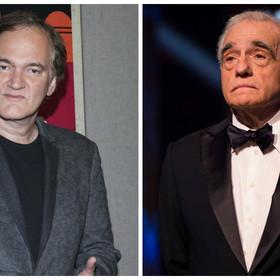 Quentin Tarantino, Martin Scorsese