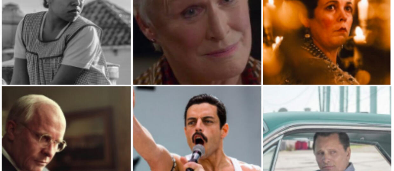 Oscary 2019 Najlepsza aktorka i Najlepszy aktor
