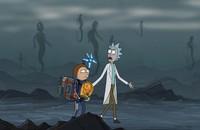 Rick i Morty w Death Stranding