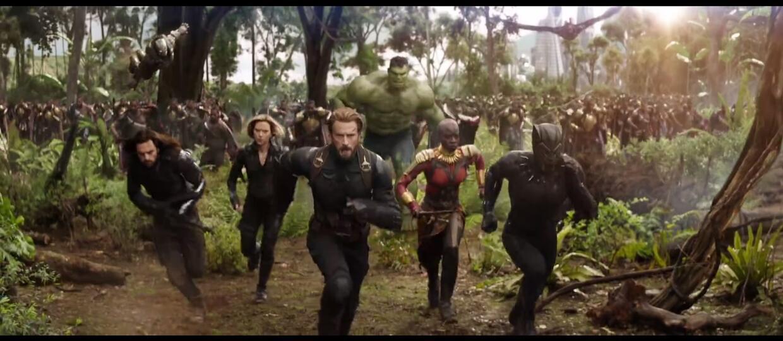 """Oto pięć różnic między dwoma zwiastunami """"Avengers: Infinity War"""""""