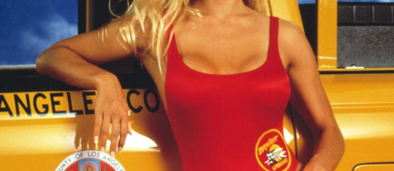 """Pamela Anderson zagra w kinowym """"Słonecznym patrolu"""""""