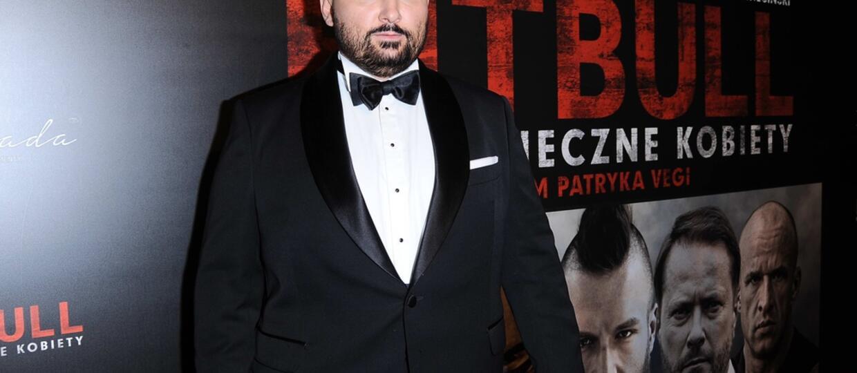 """Patryk Vega nie wyreżyseruje kolejnego """"Pitbulla"""""""