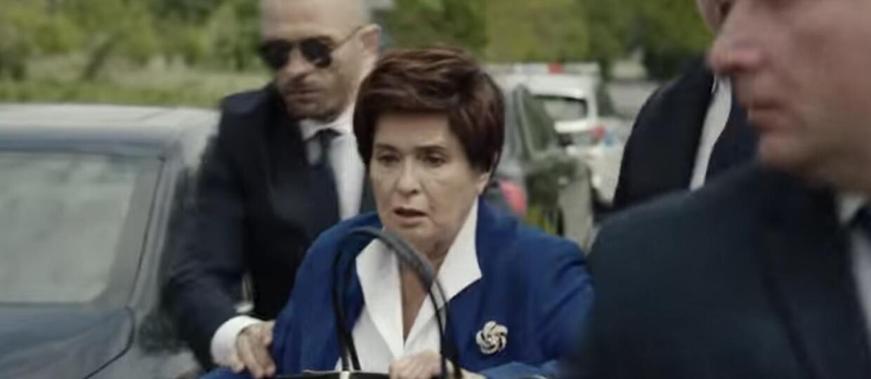 """Foto: kadr ze zwiastuna filmu """"Polityka"""" / Patryk Vega"""