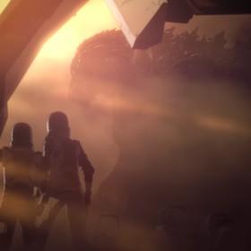 """Pierwsza zapowiedź anime """"Godzilla: Monster Planet"""""""