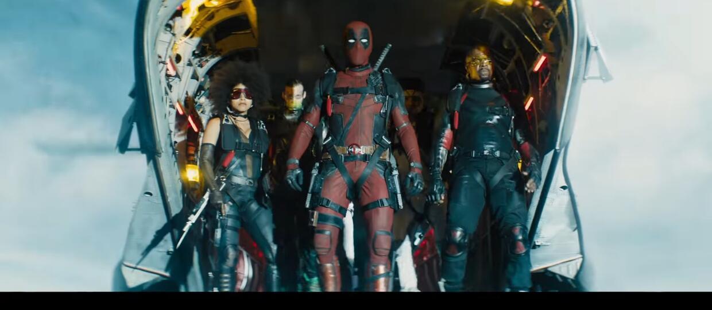 Deadpool i jego drużyna
