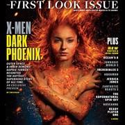 """Pierwsze spojrzenie na ognistą Sophie Turner i resztę obsady """"X-Men: Dark Phoenix"""" zdradza szczegóły filmu"""