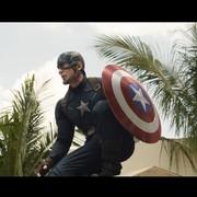 """Pierwszy fragment sceny z """"Kapitana Ameryki: wojny bohaterów"""""""