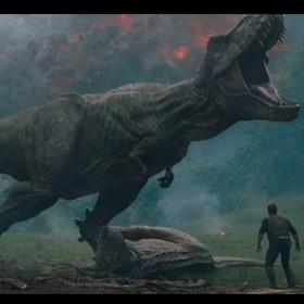 """Pierwszy zwiastun filmu """"Jurassic World: Upadłe Królestwo"""" jest już dostępny"""