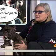 """Pies Carrie Fisher wystąpił jako kosmita w """"Gwiezdnych Wojnach: Ostatnich Jedi"""""""