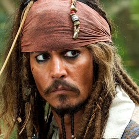Jack Sparrow Johnny Depp