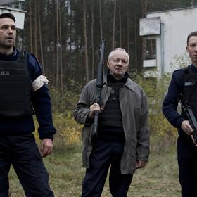 """Władysław Pasikowski i gwiazdorska obsada filmu """"Pitbull. Ostatni pies"""" na nowych zdjęciach z planu"""