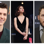 Tom Holland, Chris Pratt, Julia Louise-Dreyfus