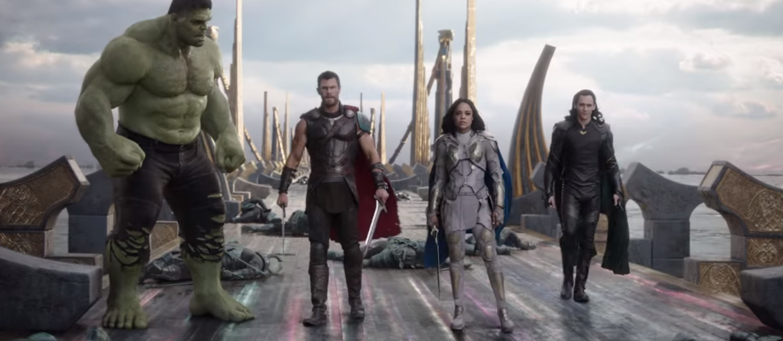 """Początek filmu """"Thor: Ragnarok"""" wyciekł do sieci"""