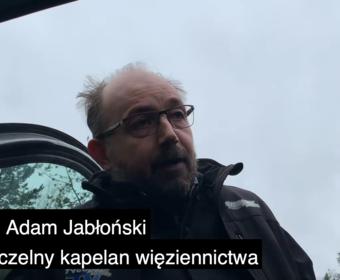 ksiądz Adam Jabłoński