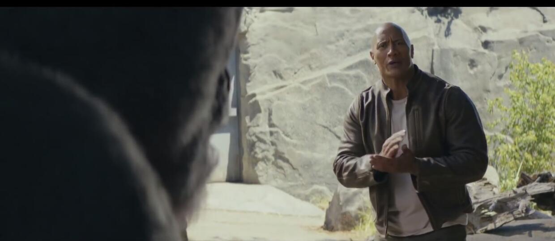"""Pojawił się pierwszy zwiastun filmu """"Rampage"""", w którym wystąpi Dwayne """"The Rock"""" Johnson"""