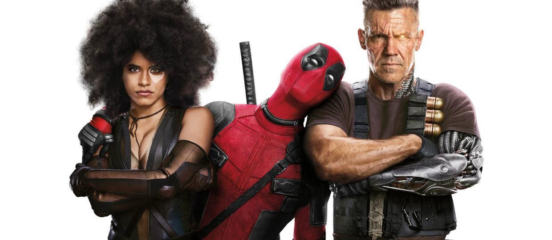 plakat Deadpool 2