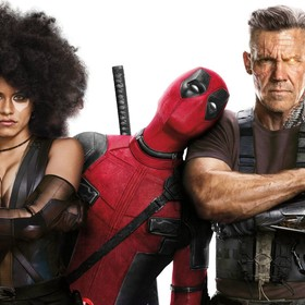 plakat Deadpool 2