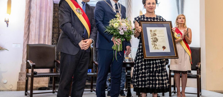 Polka z Literacką Nagrodą Nobla! Olga Tokarczuk dostała prestiżowe wyróżnienie
