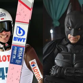 """Polscy olimpijczycy z Pjongczangu jako superbohaterowie na pierwszej stronie """"Przeglądu Sportowego"""""""