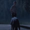 kadr z filmu Wilkołak