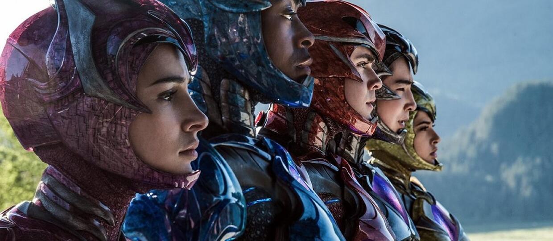 """""""Power Rangers"""" z pierwszym homoseksualnym filmowym superbohaterem"""