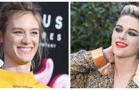 Mackenzie Davis i Kristen Stewart