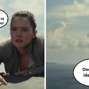 """Powstał fanowski montaż """"Ostatnich Jedi"""", z którego wycięto wszystkie kobiety. Trwa 46 minut"""
